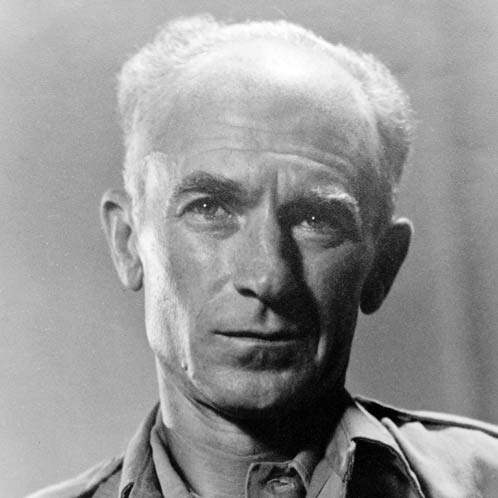 Photo of Ernie Pyle